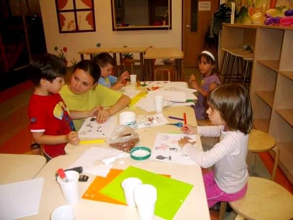Activități de vacanță pentru copiii cuminți