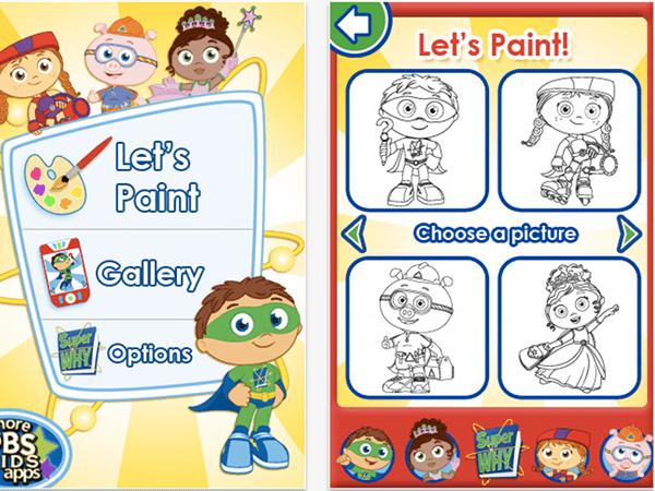 Pictorii desenează pe iPhone!