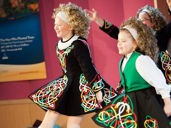 Dans irlandez pentru copii