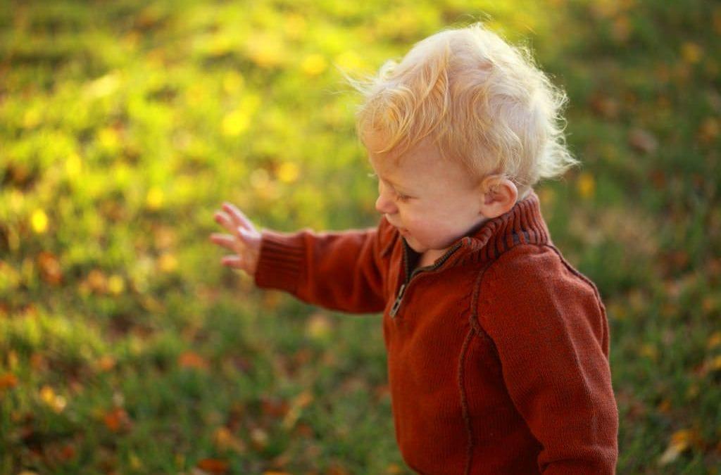 Cu dragoste si recunostinta, pentru Primul Copil