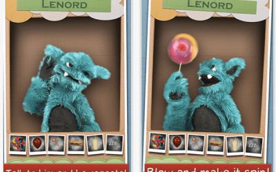 Lenord, prietenul verde din telefonul mobil