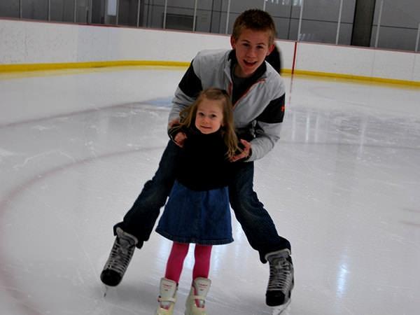 Unde mergem să patinăm când afară e cald