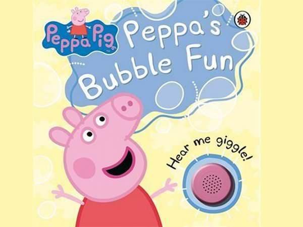 Cărți Peppa Pig pentru toți copiii
