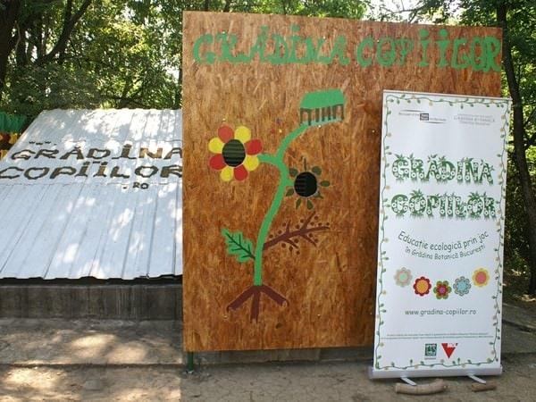 Grădinile Copiilor și Bunicilor vă așteaptă la Grădina Botanică