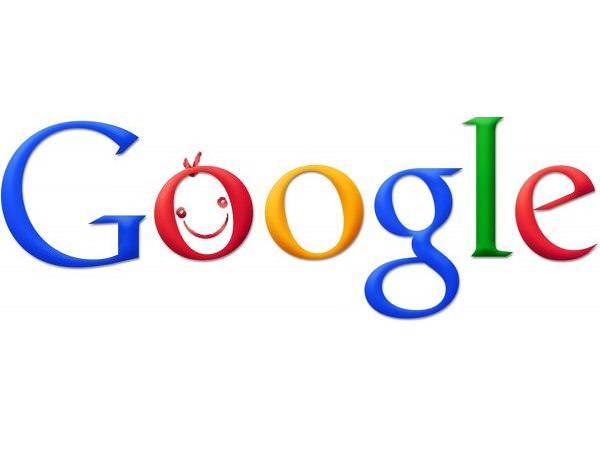 Logo-ul Google, lăsat pe mâna copiilor