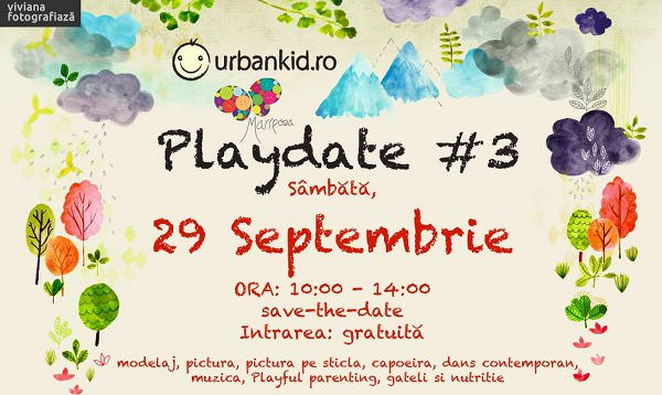 UrbanKid.ro PlayDate #3