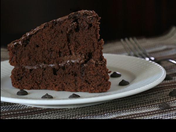 Prăjitură rapidă cu gem / blat de tort (de la 1 an)