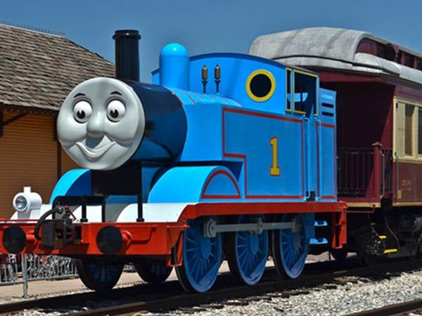 Thomas și prietenii lui ne înseninează ziua