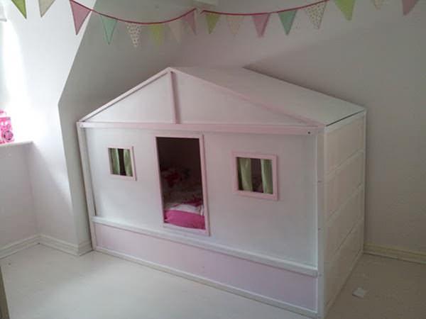 Ikea + joacă = mobilă hazlie și utilă