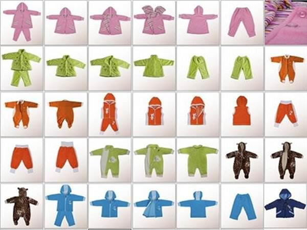 Cum se fac hainele pentru copii?