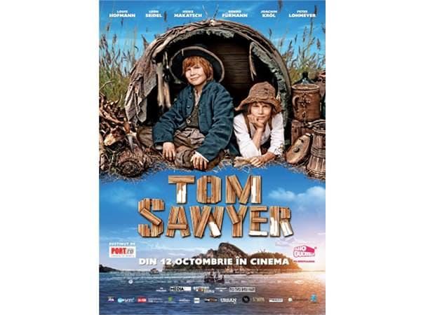 Tom Sawyer ajunge în cinematografe și noi te trimitem la film [CONCURS ÎNCHEIAT]