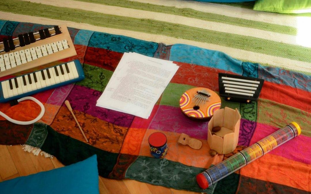 Muzica și povestea – creativitatea muzicală