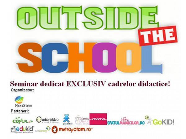 Outside The School: învață să înveți