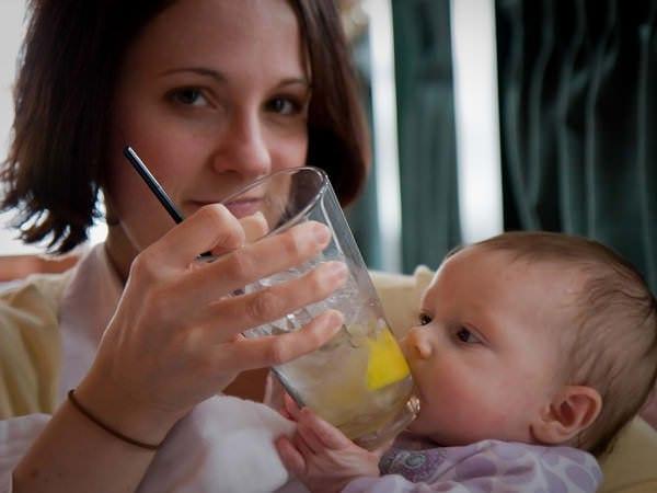 Alimentația copilului în caz de răceală