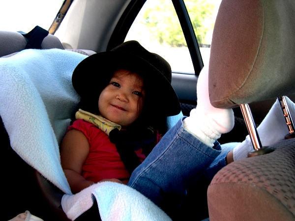 Scaunul auto pentru copii este obligatoriu [campanie de responsabilitate socială] – CONCURS ÎNCHEIAT