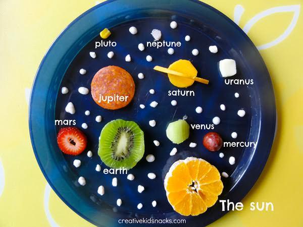 Sistem Solar din fructe