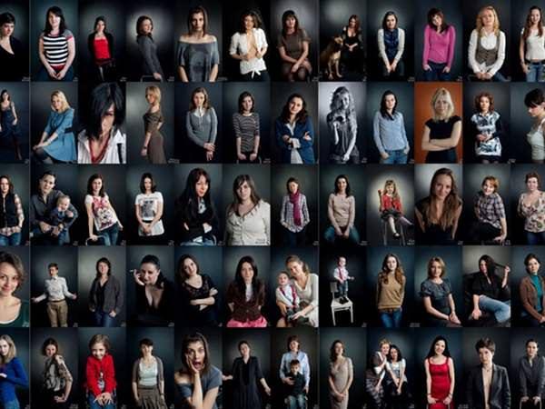 Portret de Femeie – cadoul foto de 8 Martie