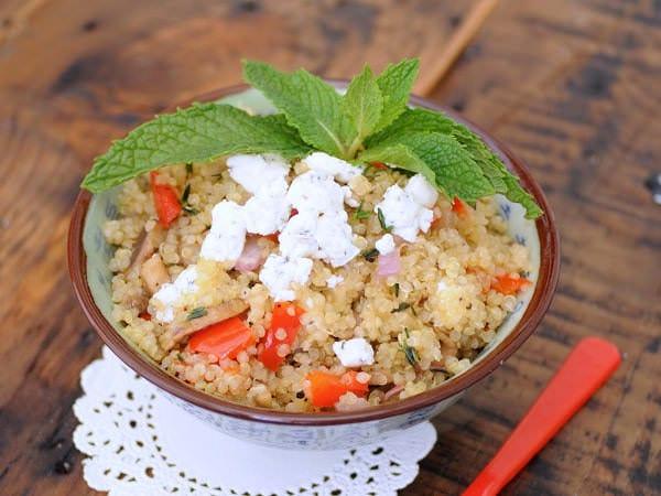 De ce e bine să consumăm quinoa?