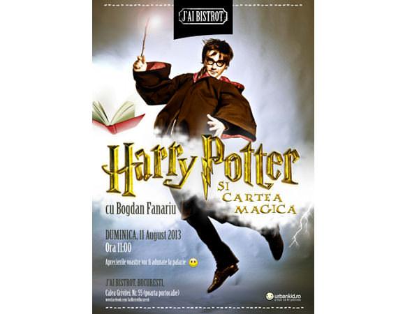 Harry Potter, din poveste la J'ai Bistrot