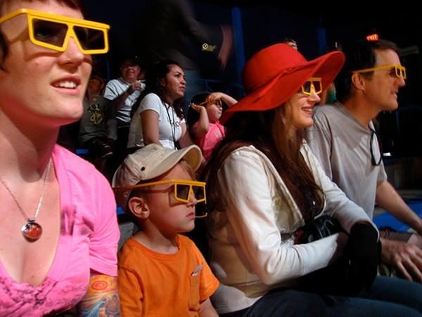 Reducere 50% la filme văzute în familie