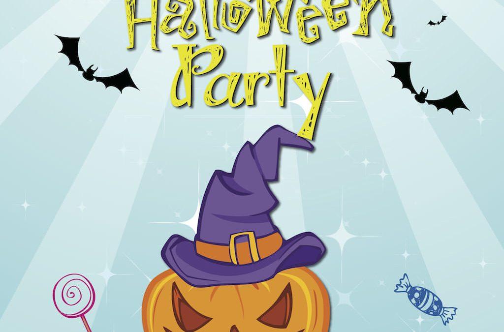 Petrecere de Halloween cu Teatrul Zurli