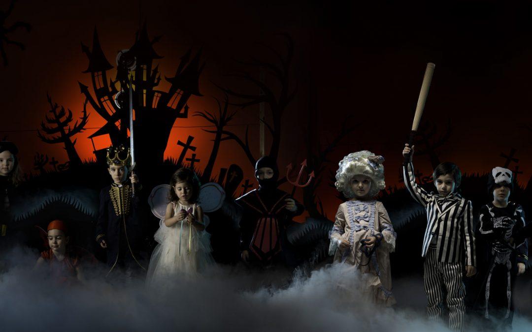 Joaca de-a Halloween-ul