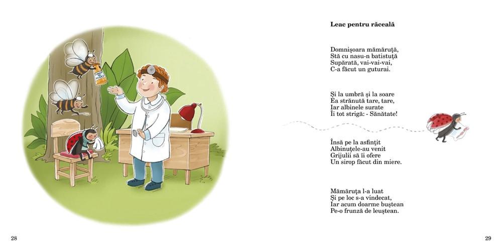 carte rime copii