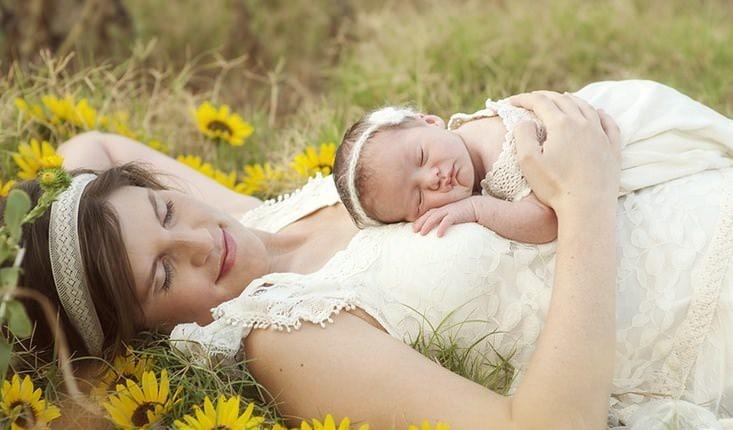 Vremea pentru mama si bebelusul ei