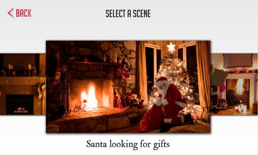 Aplicația care îți demonstrează, pe viu, că Moș Crăciun există