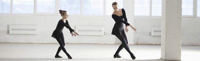 echipament balet copii