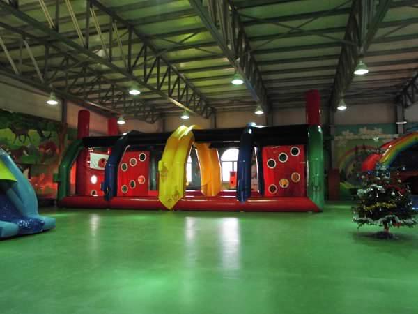 Cel mai mare loc de joacă din țară s-a deschis lângă Orășelul Copiilor