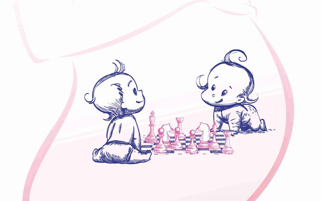 Inteligența copiilor, stimulată atât înainte, cât și după naștere [P]