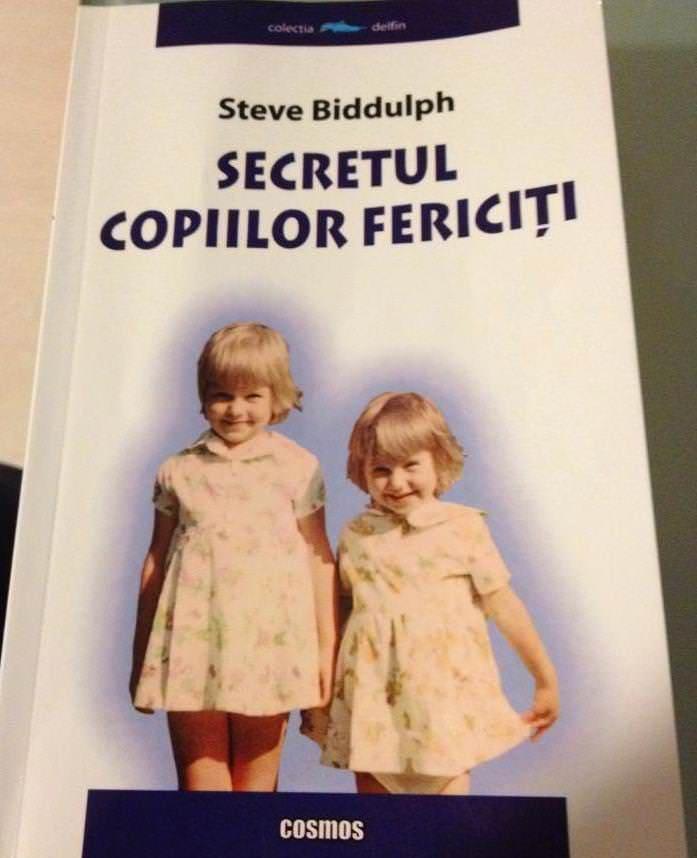 secretul copiilor fericiti