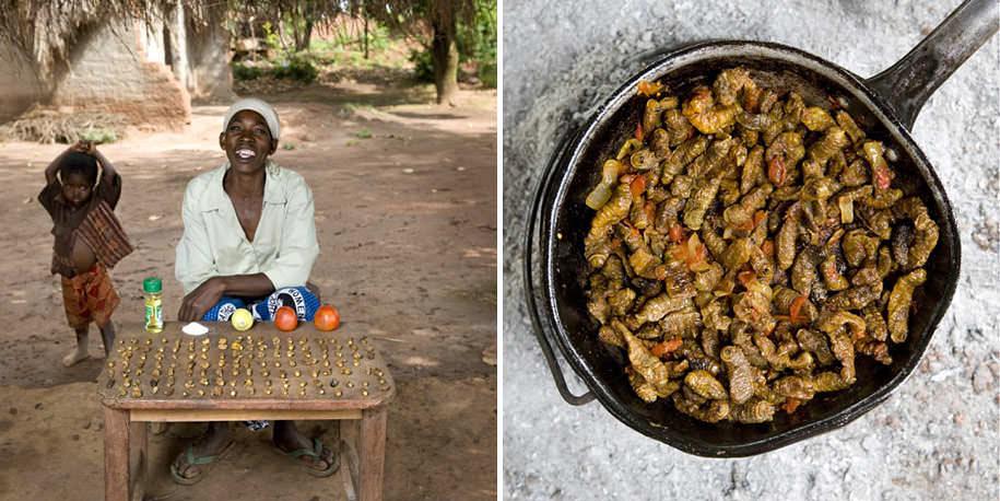 Ce gătesc bunicile din lumea întreagă