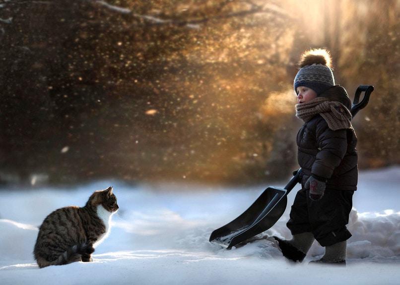 Bucuriile copilăriei, în fotografii uimitoare