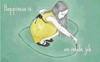 Să căutăm fericirea înăuntrul nostru