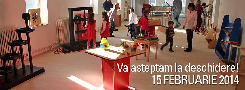 Primul muzeu interactiv din România se deschide peste câteva zile