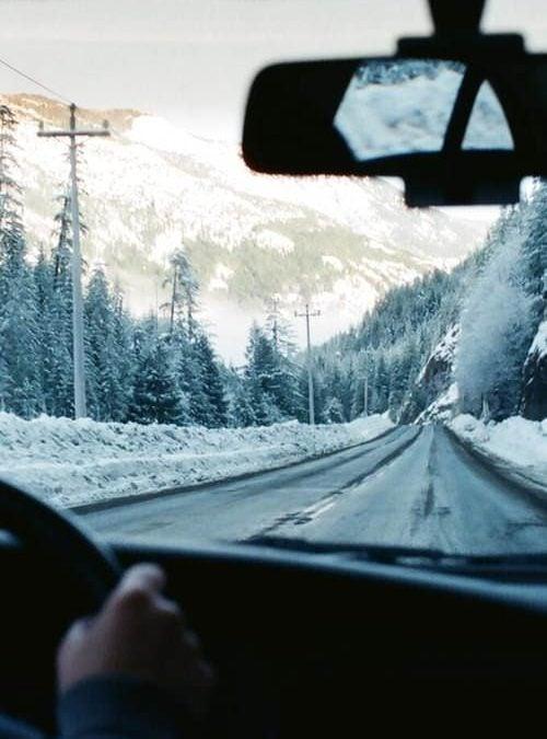 Sfaturi pentru un voiaj sigur pe timp de iarnă