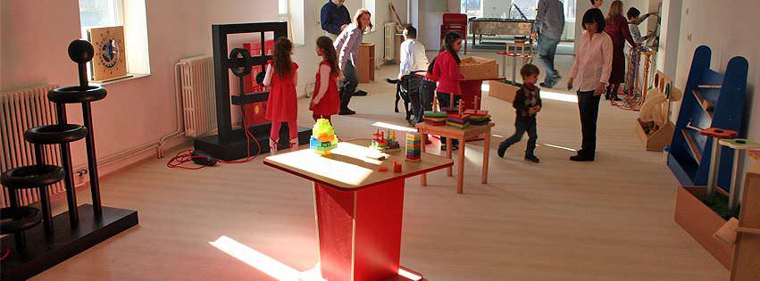 Invitație la deschiderea primului muzeu interactiv pentru copii – Orășelul Cunoașterii [CONCURS ÎNCHEIAT]