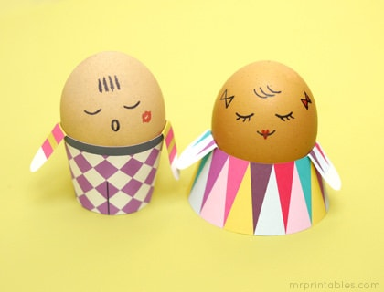 DIY: Ouăle prind viață