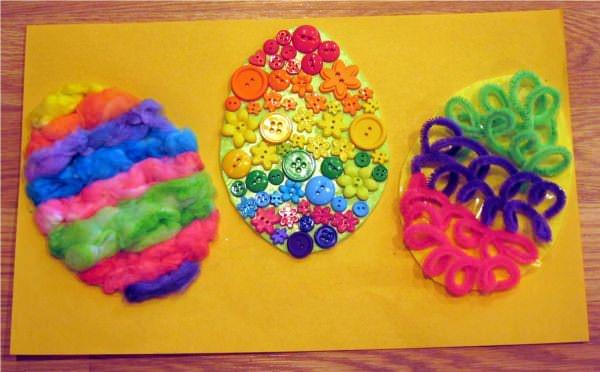 9 idei de felicitări hand-made pentru Paște