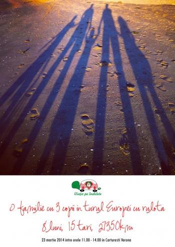 Viața pe îndelete ne dă întâlnire la Cărturești