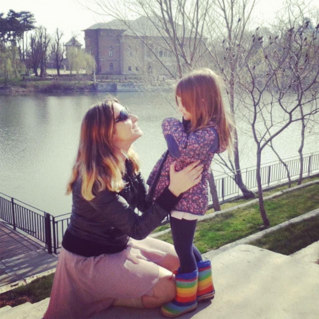 carla si fiica ei