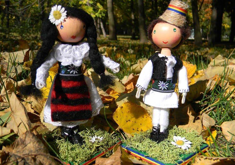 Dollflowers, păpuși pentru copiii în corp de adulți