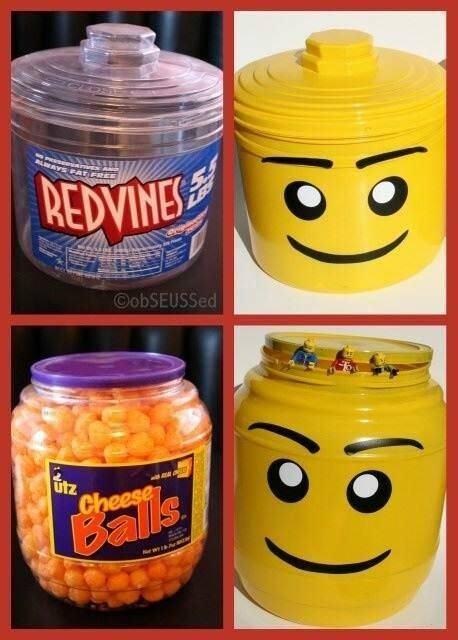borcane de bomboane