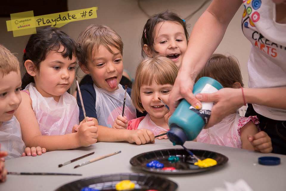 Super zi de joacă, învățare și socializare – cum a fost la Playdate