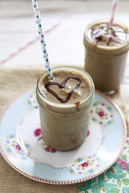 milkshake ciocolata