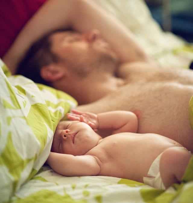 Momente speciale între tați și copiii lor