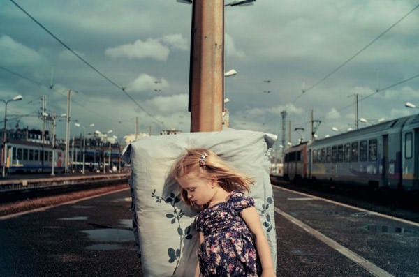 Un proiect foto despre… somn