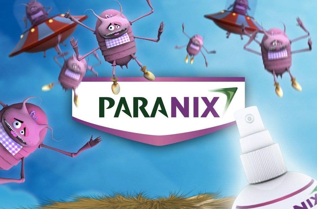 Paranix – spray de preventie pentru paduchii de cap